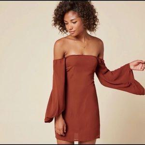 Reformation Dresses - Reformation Casanova Bluebell Dress